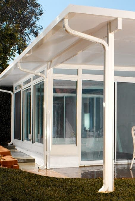 Alumashade DIY Solid Insulated Patio Cover