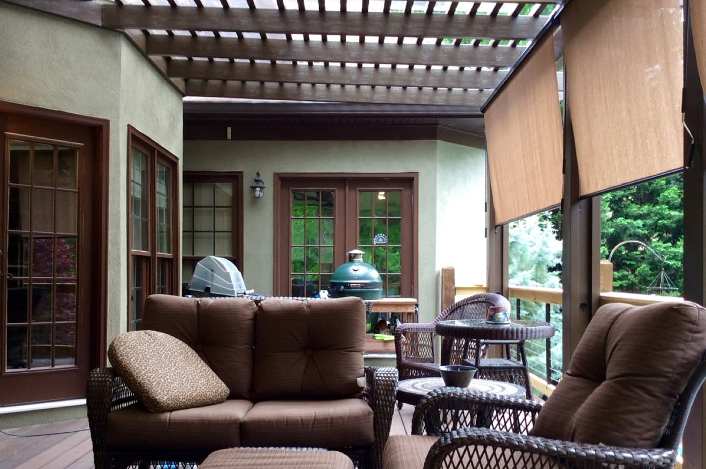 AlumaVue Patio Cover